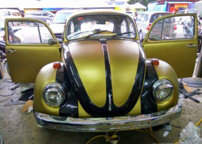 Volkswagen Interior Refurbishment